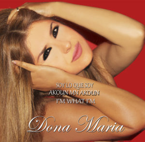 Dona Maria an international artist