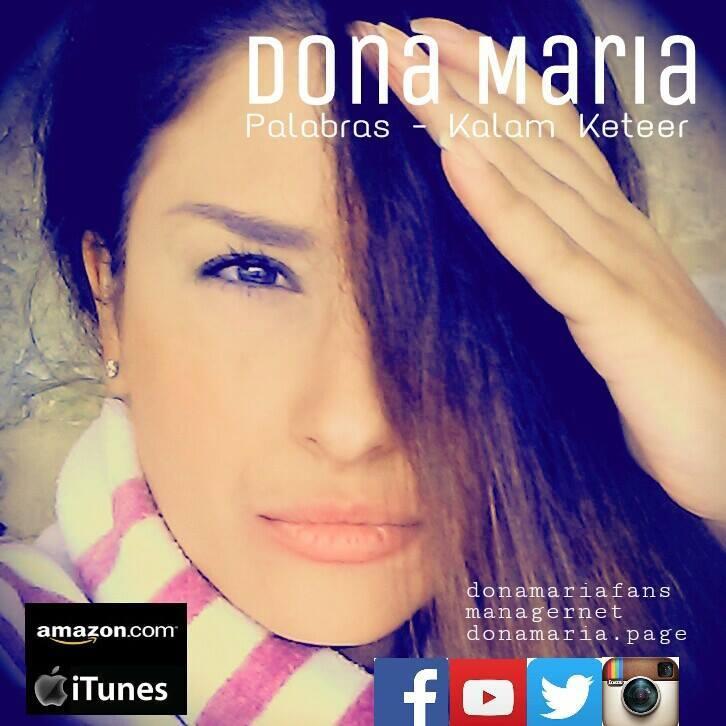 كلام كتير - Palabras - Dona Maria