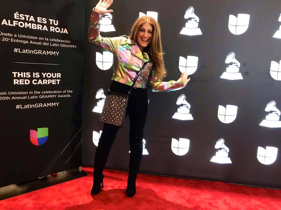 Dona Maria at the Latin Grammy Awards 2020