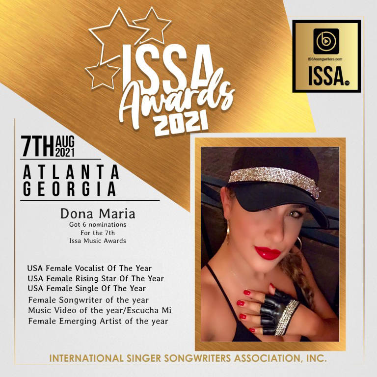 ISSA music awards the 7th