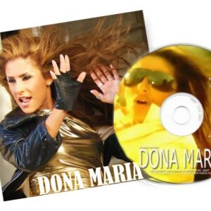 Dona Marias album that include No Quiero and La Mosh Aayza to Puedo Olvidar and Kedah hansak and more…