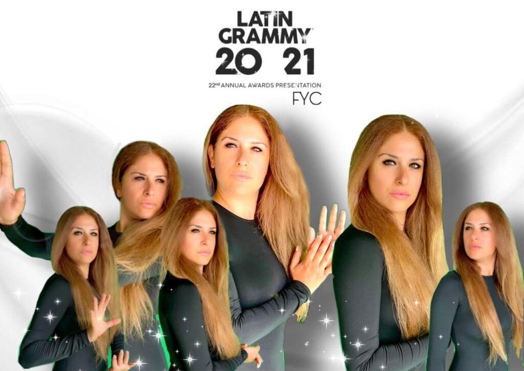 Latin Grammy 22nd nomination
