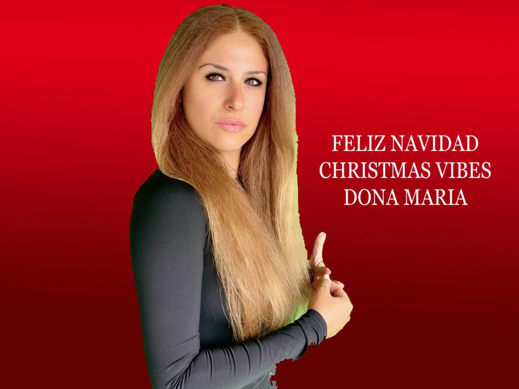 Feliz Navida- Dona Maria