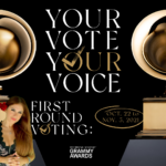 First round voting for the Grammy Awards 64th