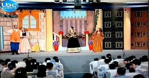 Margueritte - Dona Maria - Theater